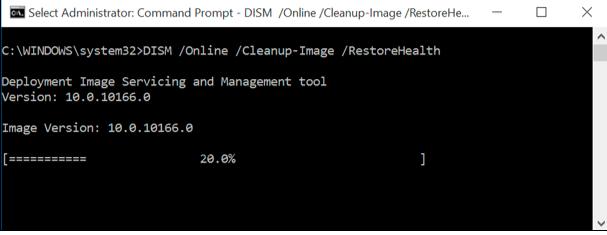 Repair Your System Files