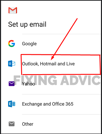 Check Hotmail Junk Mail in Gmail App
