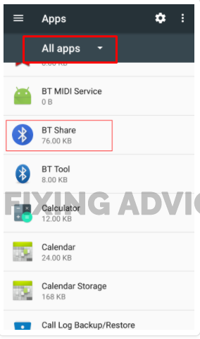 Check The Bluetooth Version Manually