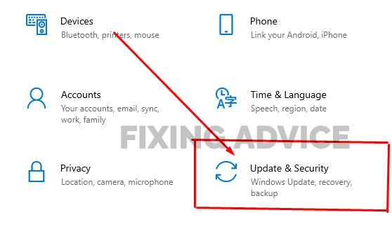 Install The Latest Windows Update