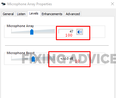Reduce Microphone Background Noise