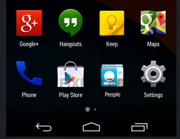 Uninstall Updates from Google Play