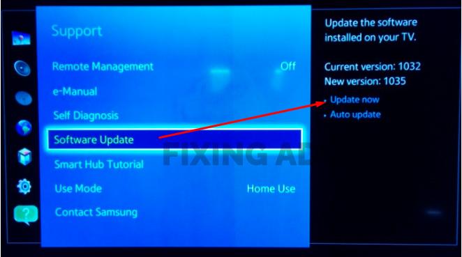 Update the Firmware