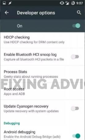 Use Computer ADB tools