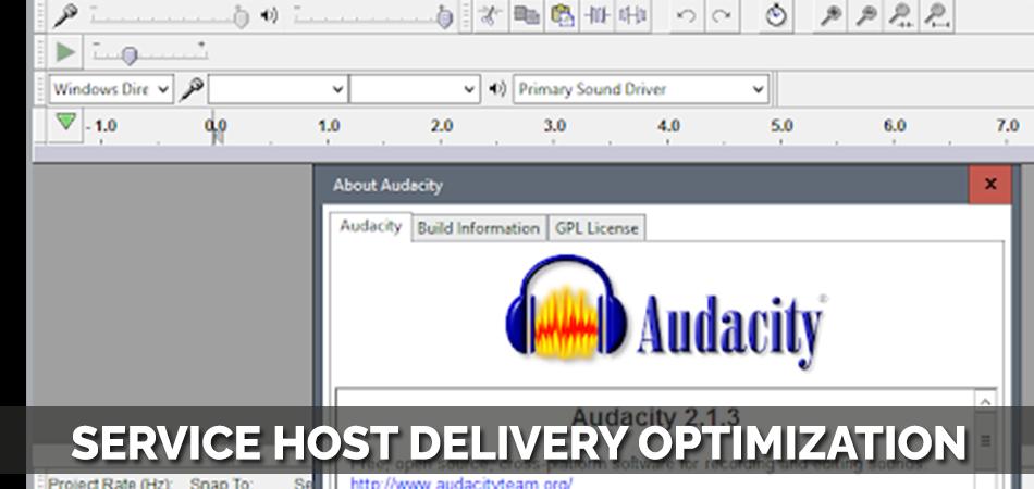 Audacity Internal Portaudio Error Windows 10