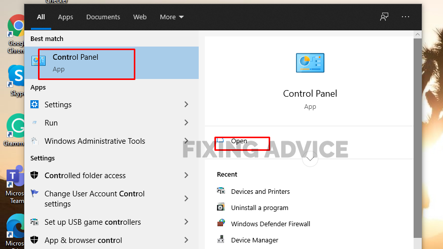 Uninstall DS4 Controller from Control Panel