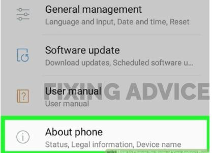 Rename your Android Device