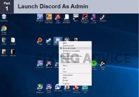 Run the Discord